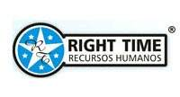 Vagas no(a) Right Time